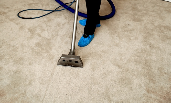 The Carpet Masters - Windsor: $89.99 for Carpet Cleaning for Five Rooms from The Carpet Masters ($312.50)
