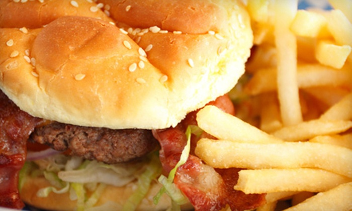 Oasis Lounge - Wichita: $6 for $12 Worth of Pub Fare for Two at Oasis Lounge