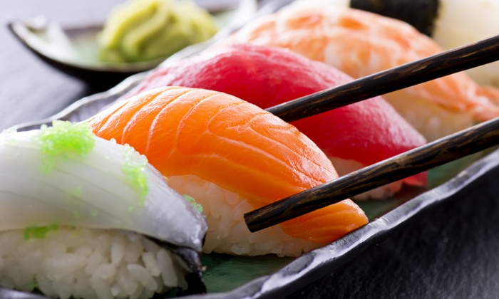 Sushi Nikko - North Richland Hills: $11 for $20 Worth of Sushi and Pan-Asian Cuisine at Sushi Nikko