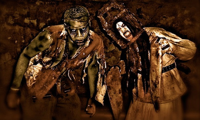Fright Factory - Just one block South of Snyder Avenue, next to Forman Mills!: Haunted House Adventure for Two or Four at Fright Factory (Up to 53% Off)