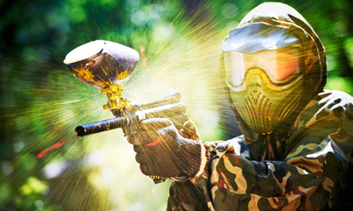 Avid Extreme Sports (Previously Adventure Zone Paintball) - Moore: Paintball Outing with 500 Paintballs Each for One, Two, or Four at Avid Extreme Sports (Up to 55% Off)