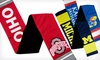 NCAA Jersey Scarf: $14 for an NCAA Jersey Scarf ($29.99 List Price). 32 Teams Available. Free Shipping.