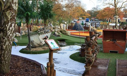 image for Mini Golf For Two, Four or Family of Four at Rascal Bay (up to 33% off)