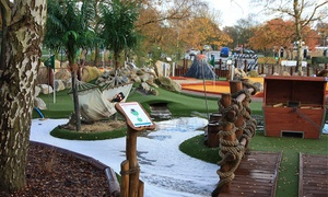 Rascal Bay: Mini Golf For Two, Four or Family of Four at Rascal Bay (up to 33% off)