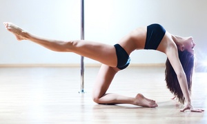 Legarreta Pole Dance: Desde $189 por 4 clases de pole dance para uno, dos o tres en Legarreta Pole Dance