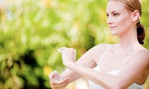 Simona Yoga: 5 or 10 Group Yoga Classes, or Private Healing or Yoga Class at Simona Yoga (Up to 57% Off)