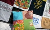 Mominizer - Columbia, MO: T-shirt Memory Quilt with Optional 4-Square Pillow from Mominizer (Up to 53% Off). Three Options Available.