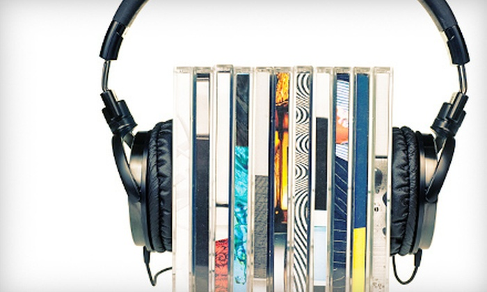 CD Ripping Orange County - Irvine Business Complex: $50 Worth of Digital Music Conversion