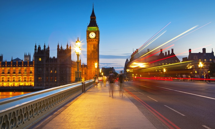 Groupon London Hotel Offers