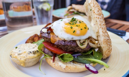 Gastropub Food from Shaw's Tavern (Up to 48% Off). Three Options Available.