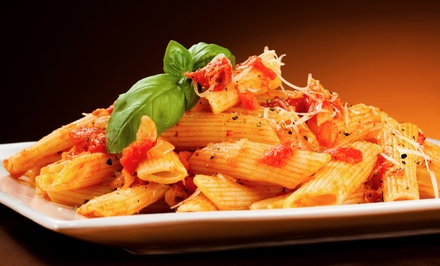 $12 for $20 Worth of Pasta and Italian Entrees at The Pasta House Co.