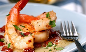 Shrimp House: $12 for $20 Worth of Seafood and Drinks at Shrimp House