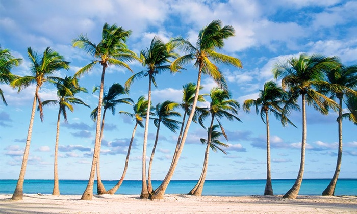 All-Inclusive Punta Cana Beach Vacation from Vacation Express - Punta Cana, Dominican Republic: 5- or 7-Night All-Inclusive Vacation in Dominican Republic with Airfare from Vacation Express