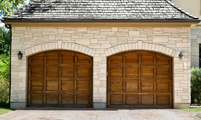 Premier Garage Door Service - Boston: $99 for Door Tune-Up and Pulley Replacement from Premier Garage Door Service ($249 Value)