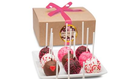 Valentine's Day Cake Pops (10-Pack)