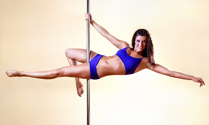 Zack's Dance Loft - Midtown South Central: 4, 6, or 8 Beginner Pole-Dancing Classes at Zack's Dance Loft (Up to 74% Off)