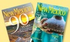 """New Mexico Magazine: $10 for a One-Year """"New Mexico Magazine"""" Subscription ($19.95 Value)"""