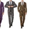 Braveman Men's Halloween-Themed Novelty Suits (2-Piece)