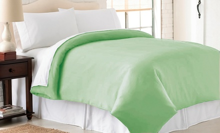 100% Cotton Shavel Jersey Knit Duvet Set