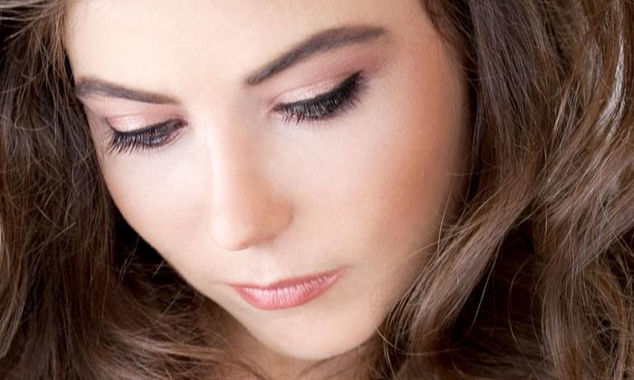 LongTimeLiner & Lash Studio - Sugar Land: Permanent Makeup on Eyelids, Brows, or Lips at LongTimeLiner & Lash Studio (Half Off). Two Options Available.