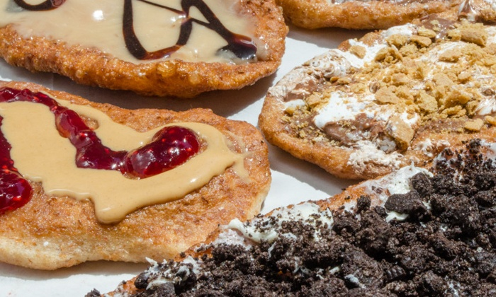 Frepes - Midtown East: $16 for Five Personalized, Baked-to-Order Pastries at Frepes ($33.75 Value)