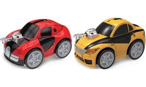 Pack de 2 voitures RC Battle