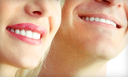 One 1-hour in-office Opalescence teeth-whitening treatment