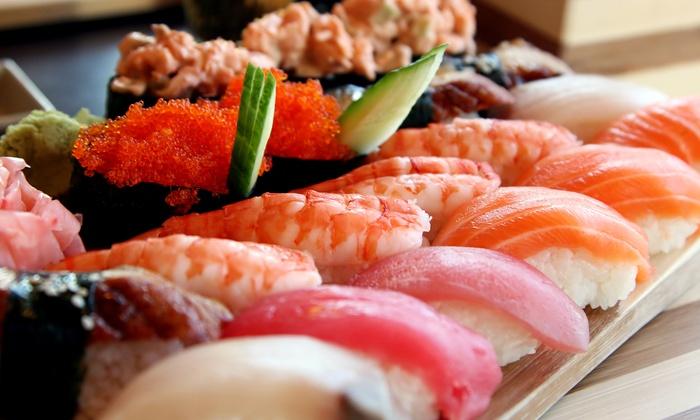 Ocean Asian Cuisine - Washington: Sushi and Pan-Asian Cuisine for Two or Four at Ocean Asian Cuisine (50% Off)