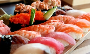 Sushi And Pan-asian Cuisine For Two Or Four At Ocean Asian Cuisine (50% Off)