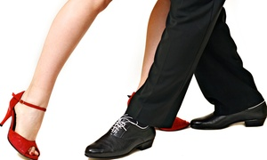 Champion's Dance Sport Club: 4 Ballroom or Latin-Dance Classes or 1 Month of Unlimited Dance Classes at Champion's Dance Sport Club (68% Off)