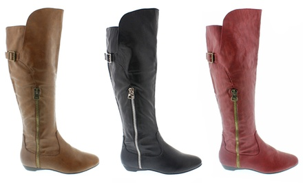Shoes of Soul Women's Riding Boots