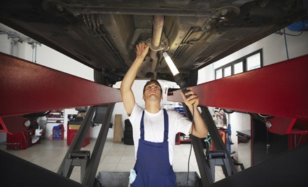 $15 for a NC State Vehicle Inspection at Honest-1 Auto Care ($30 Value).