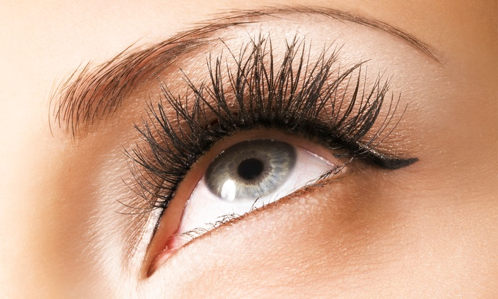 Sienna Spa and Tanning - Peninsula Village : One or Three Eyelash Extensions or Eyelash Perms at Sienna Spa and Tanning (Up to 59% Off)