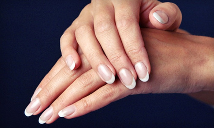 Salon Ajavi - Summit Oaks Condominiums: $25 for a Full Set of Fiberglass Nails at Salon Ajavi ($55 Value)