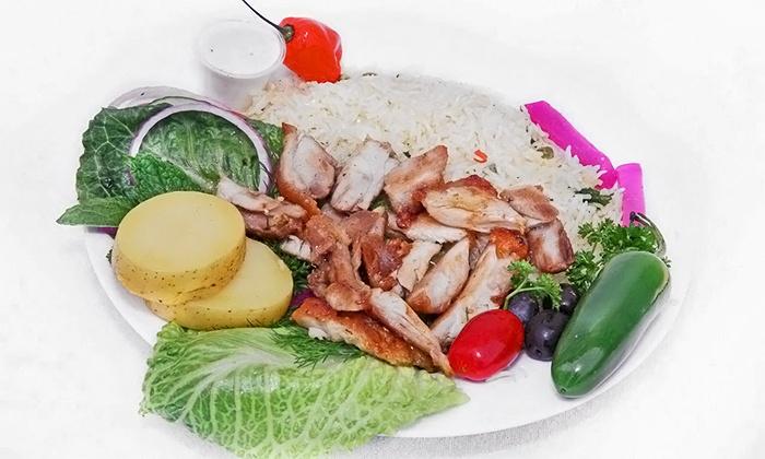 Pita Lite - Brampton: $15 for Three Vouchers, Each Valid for $10 Worth of Mediterranean Food at Pita Lite ($30 value)