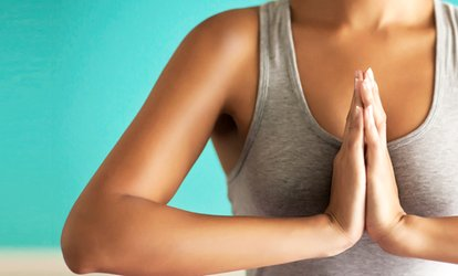 image for Hot Yoga: Eight Sessions from £24 at Yoga Hub Liverpool (Up to 71% Off)