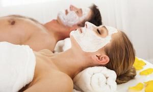 Nirvana Wellness Center: Couples Massage and Facials at Nirvana Wellness and Yoga Center (Up to 59% Off)