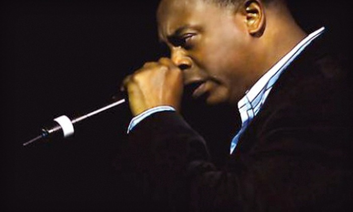 "Michael Winslow - Comedy Connection: Michael Winslow from ""Police Academy"" at Comedy Connection on July 21 at 8 p.m. (Up to 55% Off)"
