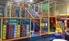 Gokidsgo - Leicester: Soft Play and Laser Arena: Entry For Two (from £6) or Three (from £9) Children at Go Kids Go (Up to 50% Off)