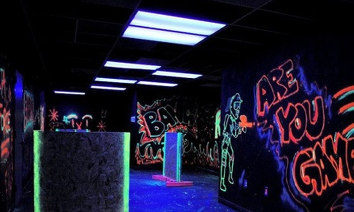Indoor Tactical Sports - Cornerstone Village North: Indoor Paintball and Gear for Two, Four or Eight, or a Paintball Party for 10 at Indoor Tactical Sports (Up to 68% Off)