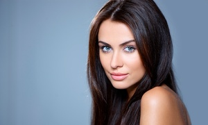 Hair 2K Hair & Beauty: Cut, Blow-Dry and Conditioning (£16.95) With Highlights or Colour (£26.95) at Hair 2K