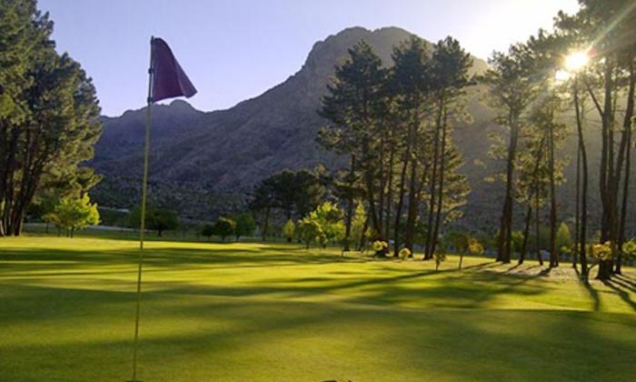 Ceres Golf Club - Ceres: Four-Ball Game of Golf at Ceres Golf Club