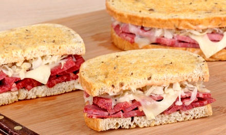 One or Two Vouchers for Italian Specialties, Gourmet Food, and Groceries at Novelli's Pork Store (Up to 40% Off)