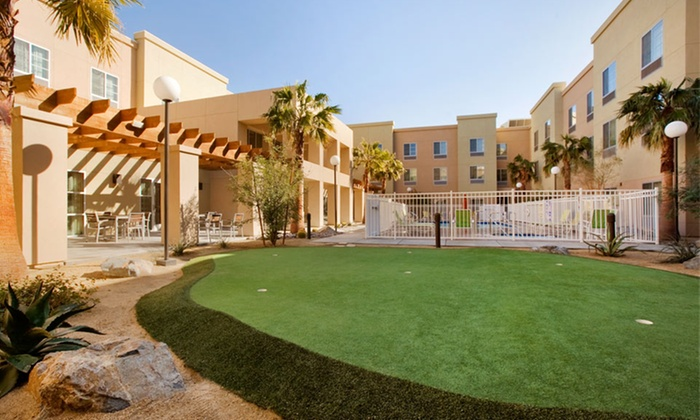 null - Los Angeles: Stay at Homewood Suites by Hilton Palm Desert in California