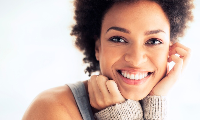 Sol River Dental - Plano: Dental Exam Package with Optional Cleaning and Take-Home Teeth-Whitening Kit at Sol River Dental (Up to 88% Off)
