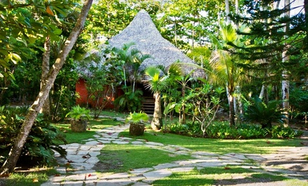 Groupon Deal: Three- or Four-Night Stay with Two Massages at Natura Cabana in Cabarete, Dominican Republic