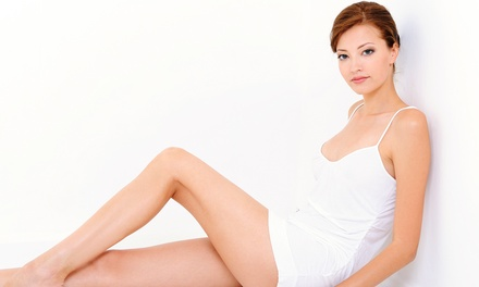 One Year of Unlimited Laser Hair-Removal Treatments at 221 Degrees Salon & Spa (94% Off). Four Options Available.
