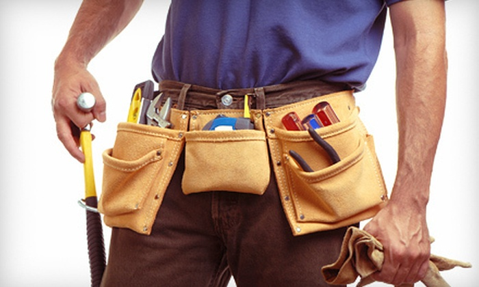 Frank's Home Repair - Columbus: 2, 4, or 10 Hours of Handyman Services from Frank's Home Repair (Up to 60% Off)