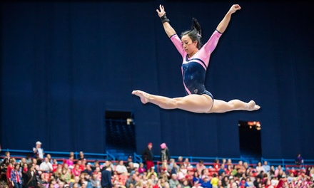$7 for a University of Arizona Wildcats Women's Gymnastics Meet at McKale Center on Friday, January 16 (Up to $16 Value)