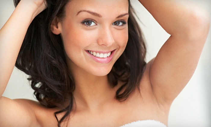 Pure Touch Laser Center - Multiple Locations: Six Laser Hair-Removal Treatments on Small, Medium, or Large Areas at Pure Touch Laser Center (Up to 85% Off)